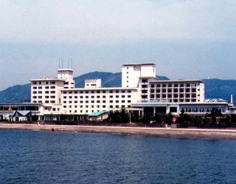 Hotels in Aichi: Gamagori Onsen Hotel Takeshima