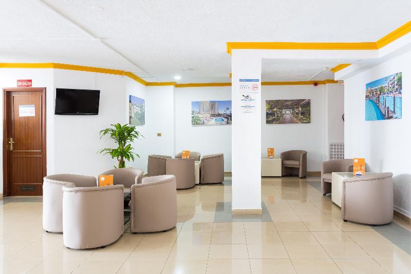 Hotel Globales Acuario de Puerto de la Cruz