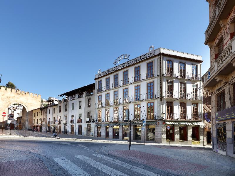 Hotel Triunfo De Granada