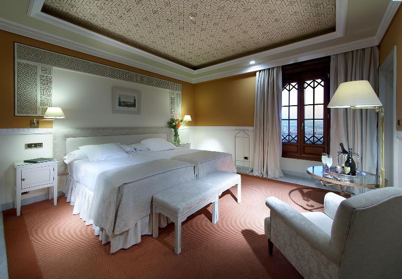 Hotel Alhambra Palace de Granada
