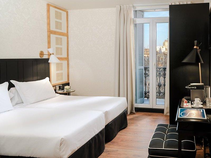 Hotel H10 Catalunya Plaza-Boutique Hotel de BARCELONA