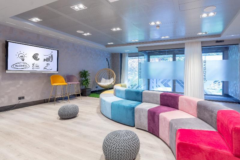Hotel Novotel Madrid Center de MADRID
