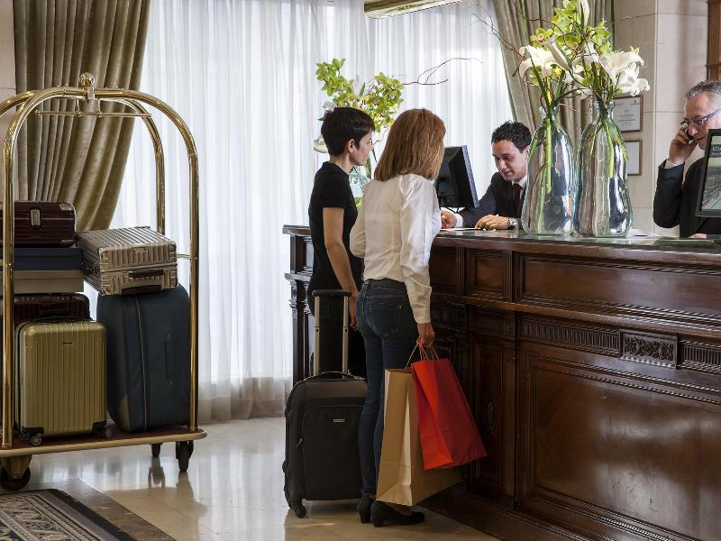 Hotel Emperador de MADRID