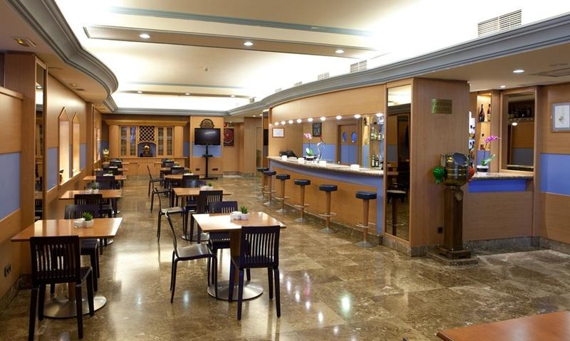 Hotel Santos Agumar de MADRID