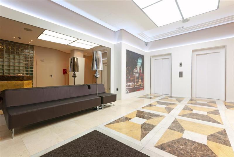 Hotel TRYP Madrid Cibeles Hotel de MADRID
