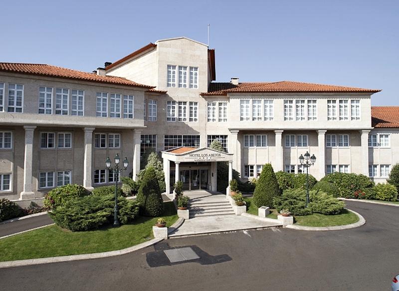 Hotel Gran Hotel Los Abetos de Santiago de Compostela