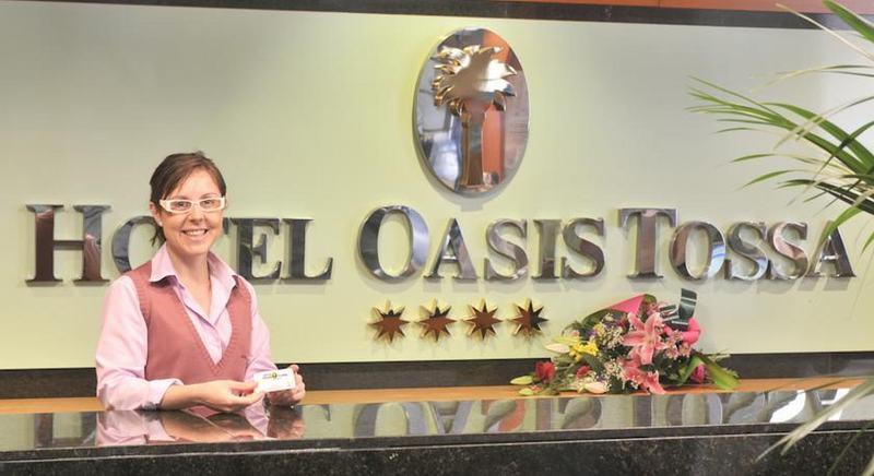 Hotel Oasis Tossa thumb-2