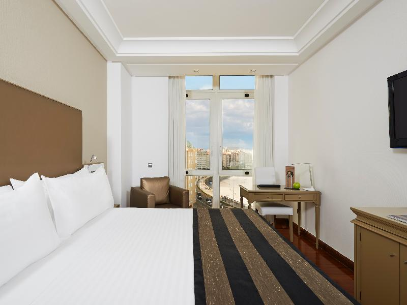 Hotel Melia Maria Pita de A Coruña