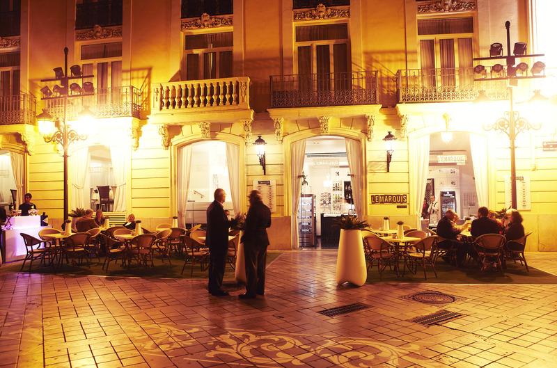 Hotel SH Ingles Boutique de Valencia