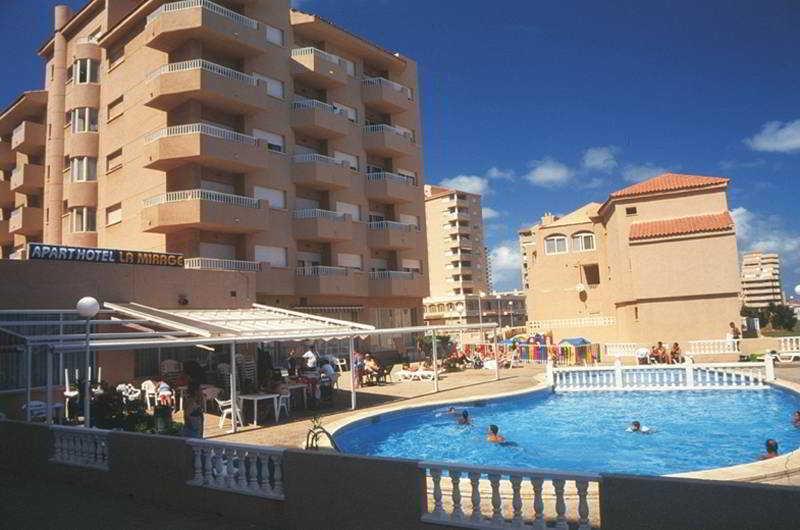 Hotel La Mirage thumb-2