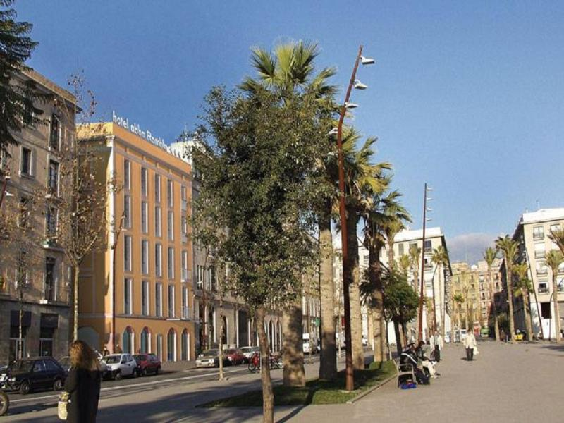 Hôtel Abba Rambla