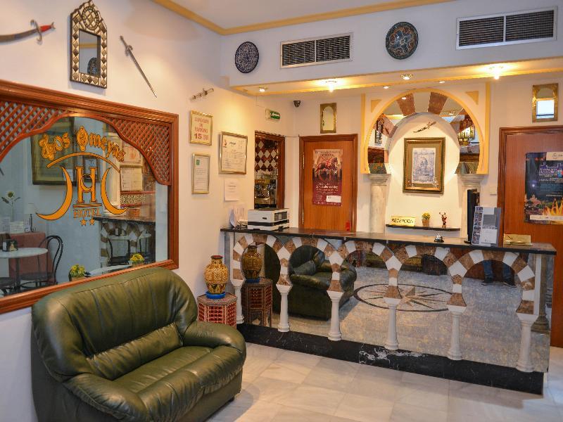 Hotel Los Omeyas 1