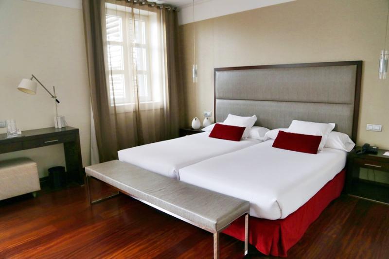 Hotel Compostela de Santiago de Compostela