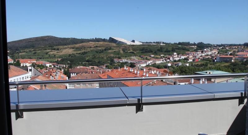 Hotel Gelmirez de Santiago de Compostela