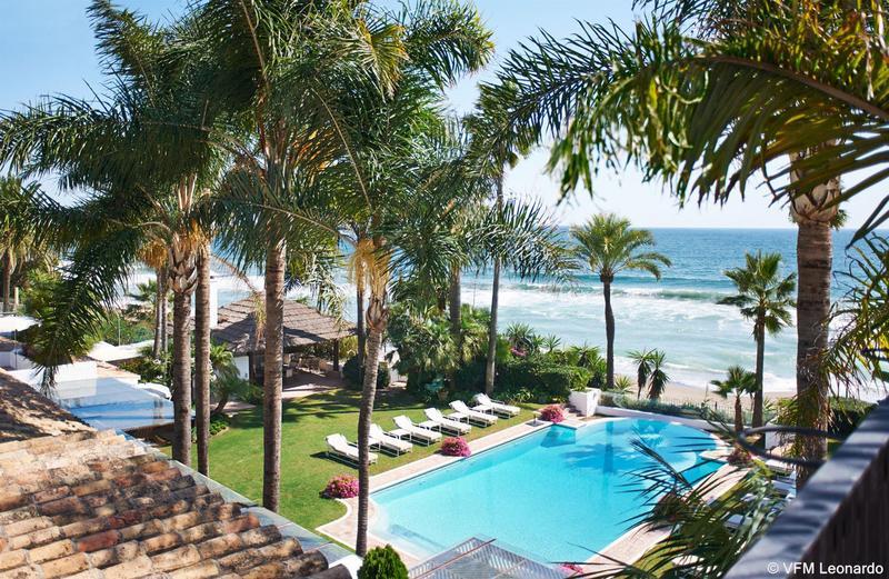 Hotel Marbella Club .