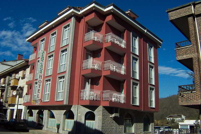 Hotel Los Acebos Cangas thumb-1