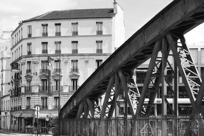 At Gare du Nord