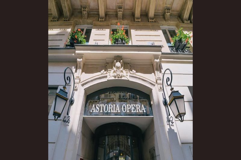 Astoria Opera Astotel