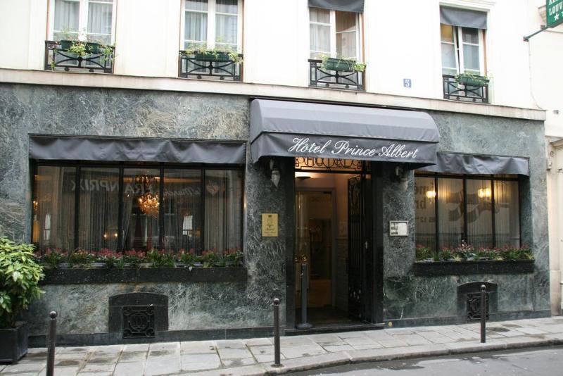 Hotel Prince Albert Paris