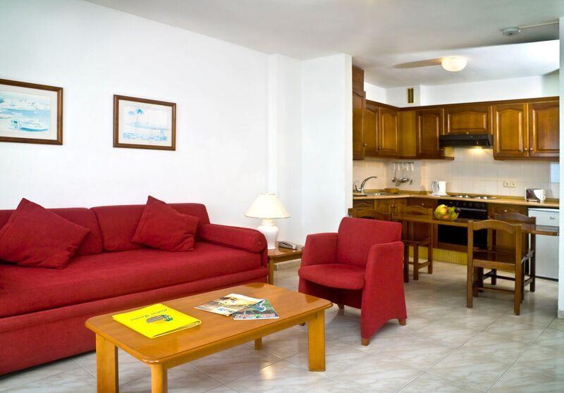 Blue Sea Apartamentos Callao Garden 3