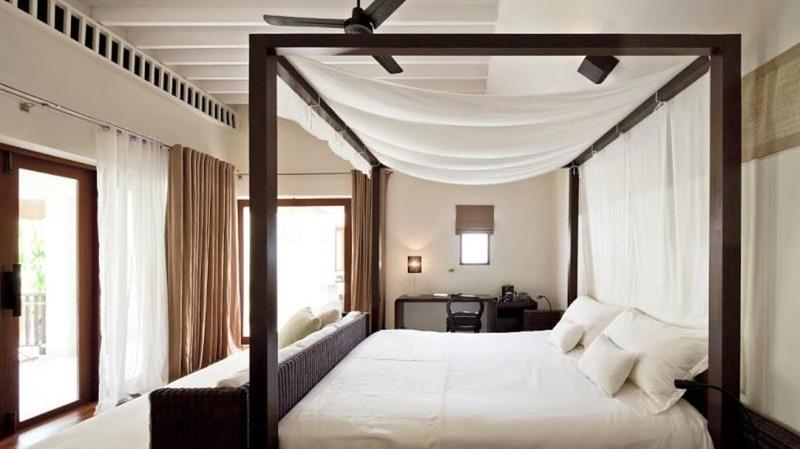 苏梅岛苏梅岛崇文海滩萨拉酒店