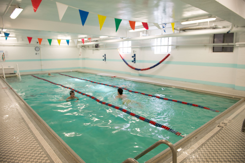 YMCA Greenpoint - Shared Bath
