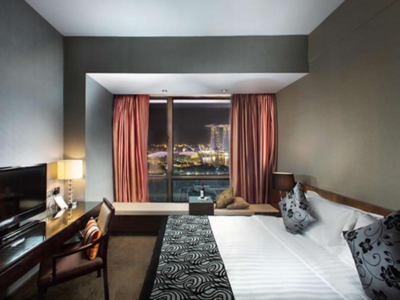 新加坡半岛怡东酒店 (peninsula excelsior hotel)