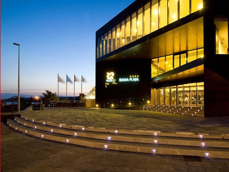 R2 bah a design hotel spa wellness canarias golf tours for Design hotel wellness