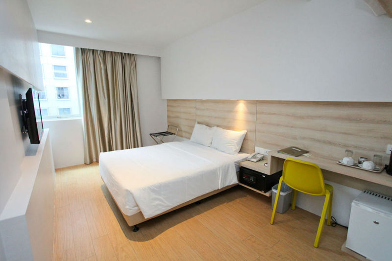 Best Price on Summer View Hotel in Singapore + Reviews!