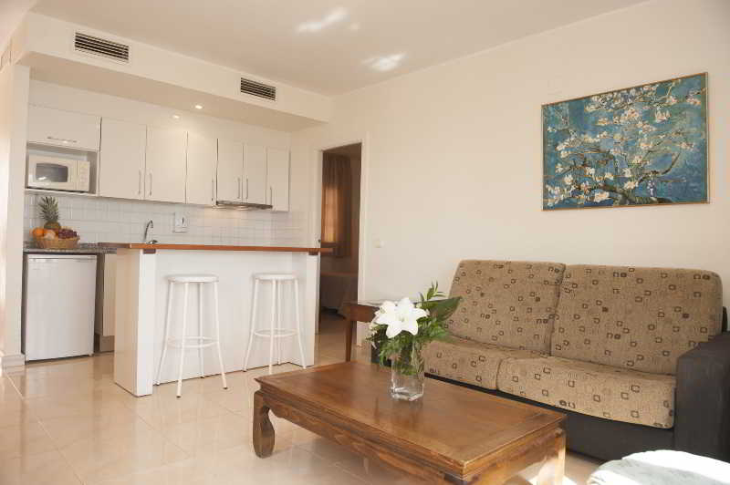 Apartment capacity 4 two bedrooms