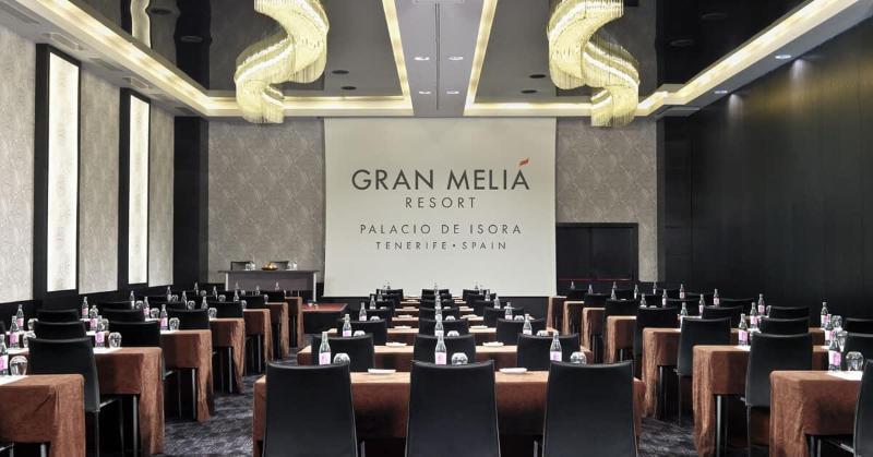 Gran Melia Palacio de Isora 88