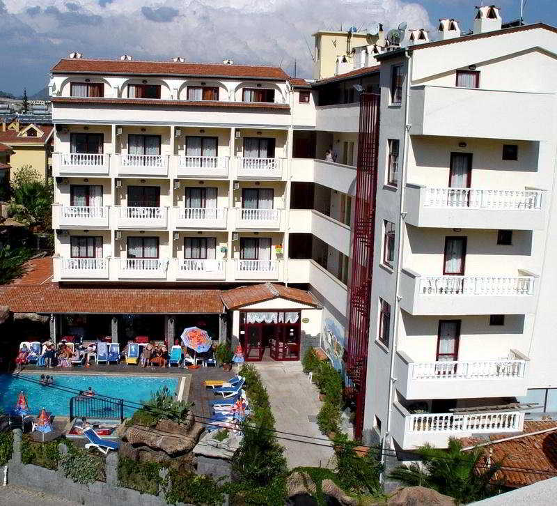 Мармарис - Kivilcim Hotel