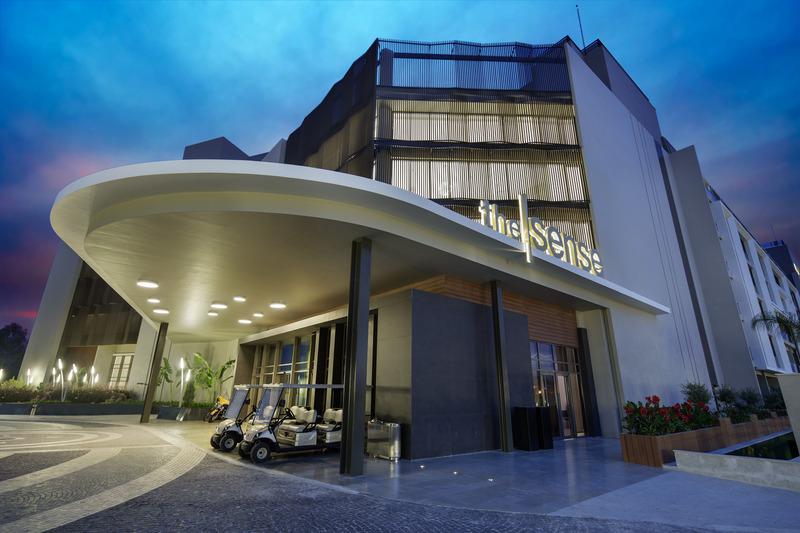 Анталья - The Sense Deluxe Hotel