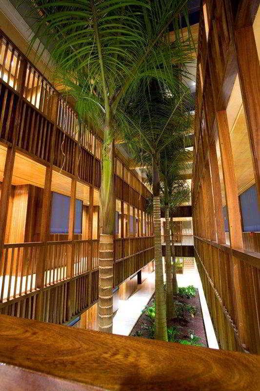 Hotel Escuela Santa Cruz 21