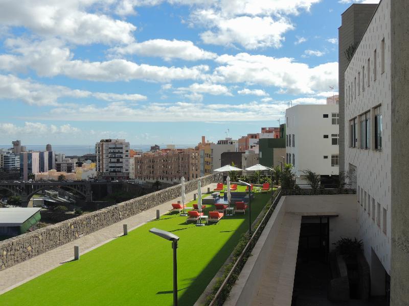 Hotel Escuela Santa Cruz 16