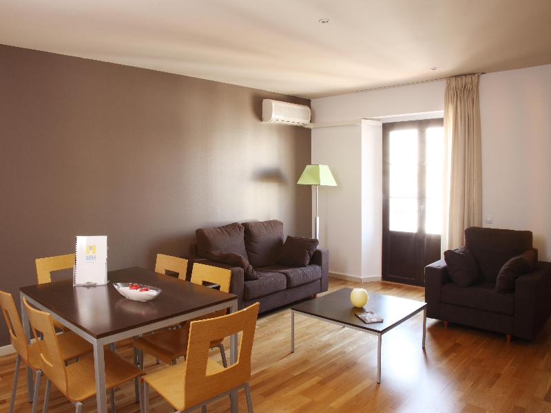 Apartment capacity 2 two bedrooms