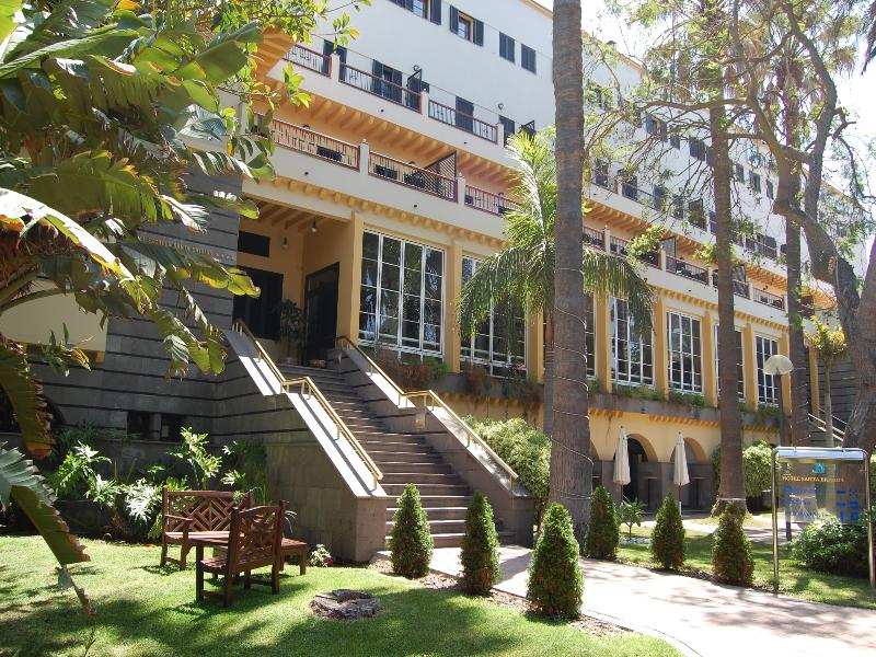 Hotel Escuela Santa Brígida 4