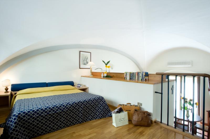 Apartment capacity 2 one bedroom