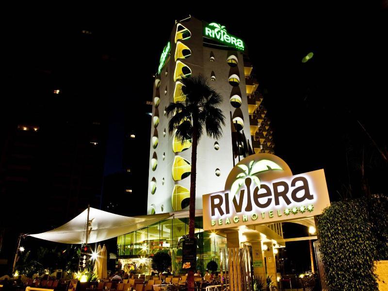 Riviera Beachotel Hotel  Benidorm  From  U00a3118