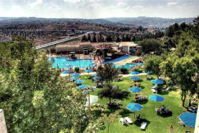 Иерусалим - Kibbutz Ramat Rachel