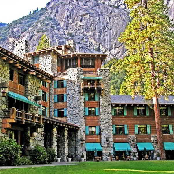 The Ahwahnee Hotel (Yosemite National Park) From £534