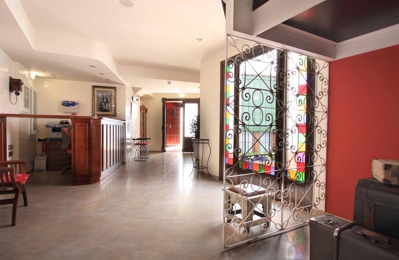 Hotel Casa Baños De La Villa