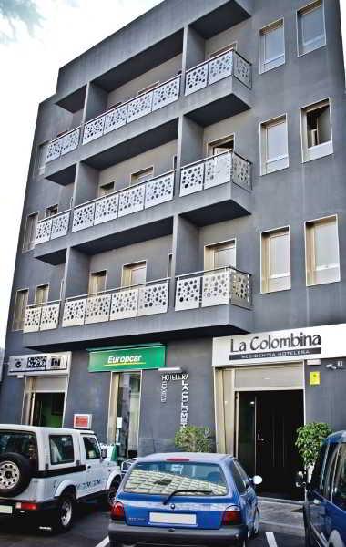 Residencial hotelera La Colombina 1