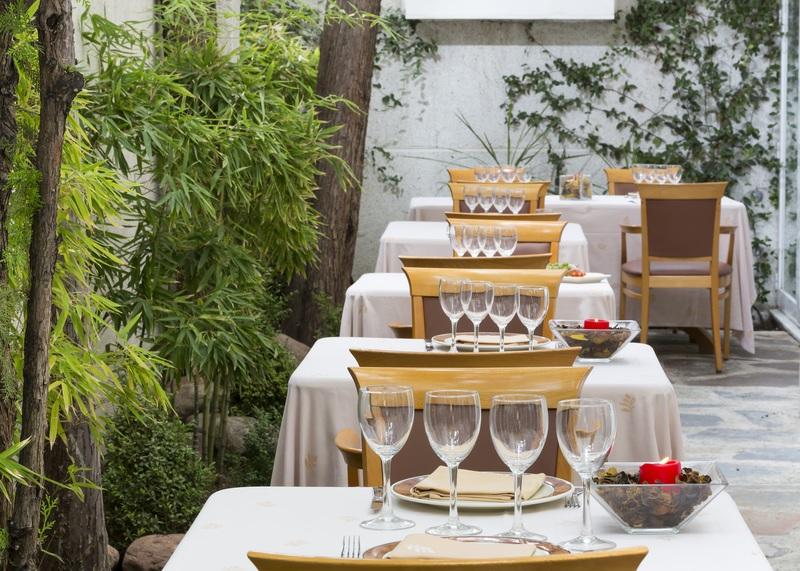 Hotel vp jardin de tres cantos tres cantos desde 89 rumbo for Hotel vp jardin tres cantos