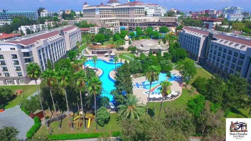 Анталья - Horus Paradise Luxury Resort