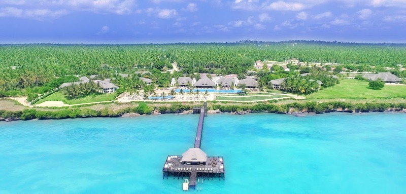 Дар-эс-Салам - Sea Cliff Resort and Spa Zanzibar