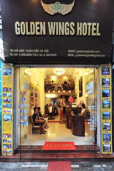 Hotel Golden Wings 1