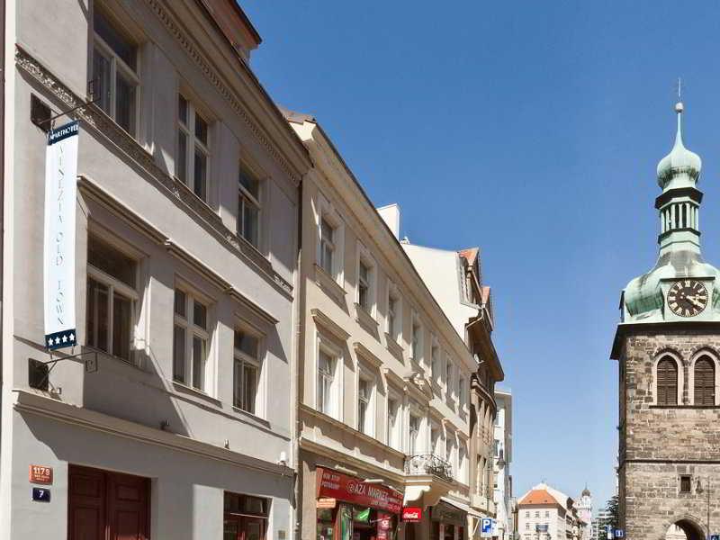 Прага - Venezia Old Town Hotel