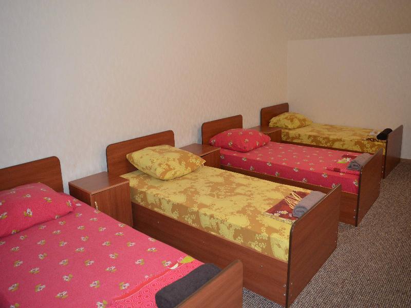 HotelZolotoy Dzhinn