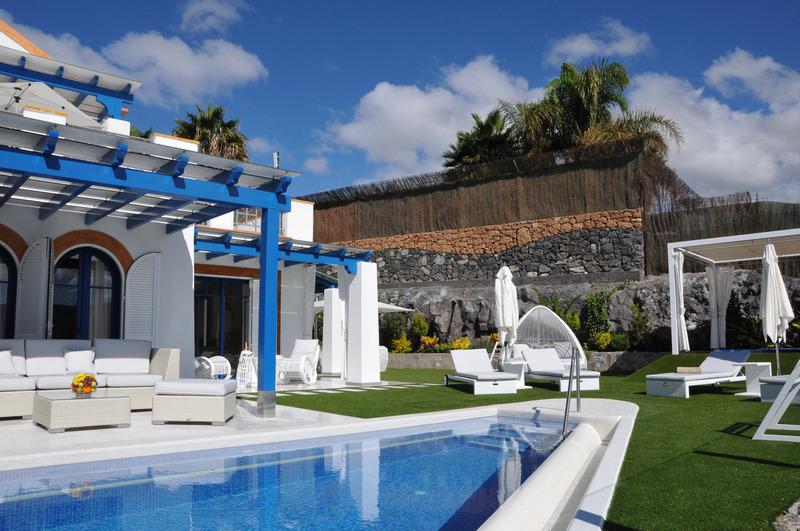 Hotel Suite Villa María 4